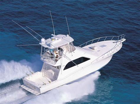 Cabo Boats by Research 2011 Cabo Yachts 48 Flybridge On Iboats