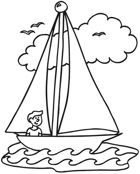 preschool summer coloring pages coloring home 289 | 5iRRxpria