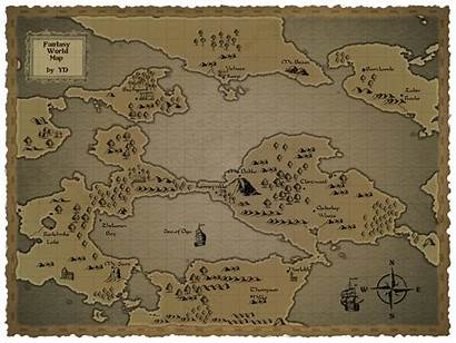 Map Fantasy Simple Software Basic Making Opengameart