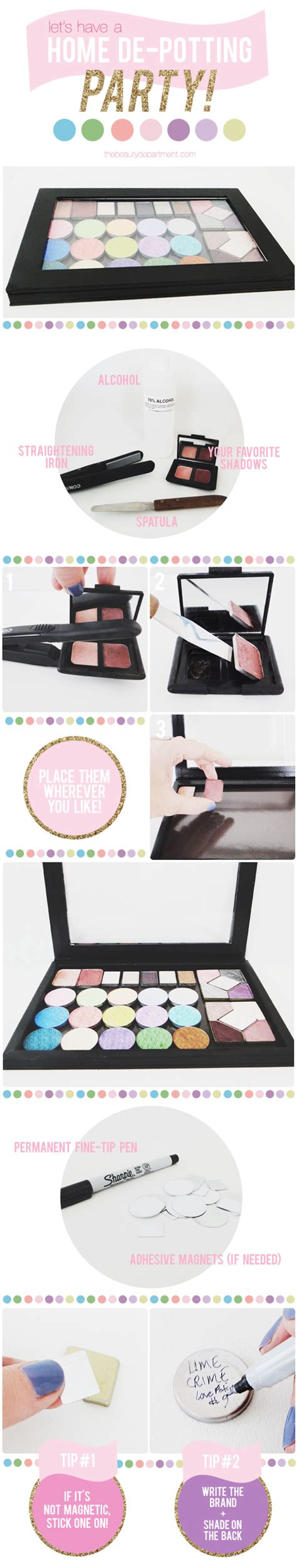 beauty department  daily dose  pretty diy