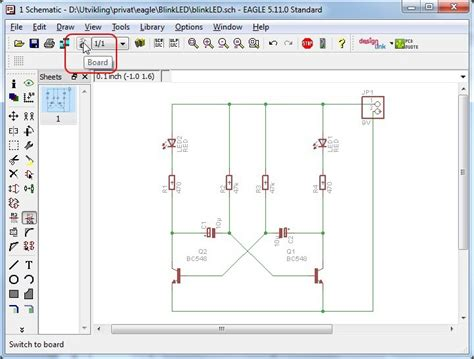 Pcb Design Tutorial For Eagle Build Electronic Circuits