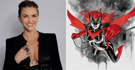 ruby rose cast  batwoman   cws dc crossover event