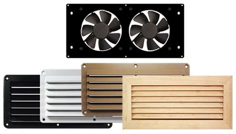 hiflo vent aggressive cooling and venting system for