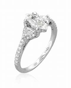 marquise cut diamond engagement rings martha stewart With wedding band for marquise cut engagement ring