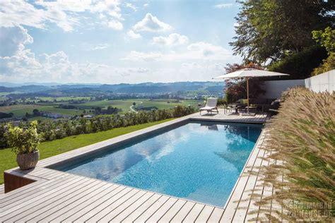 Pool Am Hang by Hillside Pool