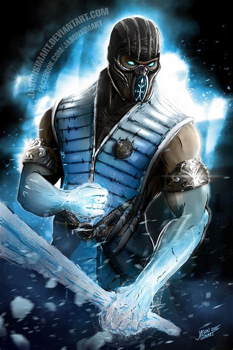 Mortal Kombat Kitana And Sub Zero
