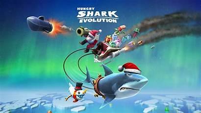 Shark Hungry Evolution Wallpapers Keyarts Artstation