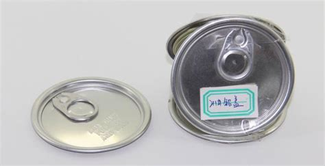 food grade aluminium easy open tin  lid   tubes easy open cap
