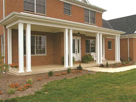 aluminum porch columns all time manufacturing co inc