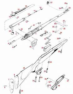 Remington Model 700 Gun Parts