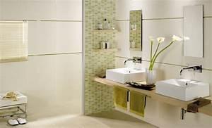 carrelage mural salle de bain pour salle de bain tendance With carrelage mural pour salle de bain