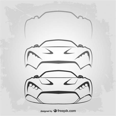 Vitnage Car Logo Template Vector