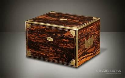 Box Jewellery Antique Boxes Coromandel Leuchars Dressing