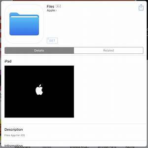 apples new ios file manager coming this fall as part of With documents folder ios
