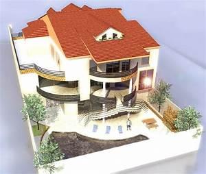 Sweet Home 3d En Ligne : plan de maison sweet home 3d ~ Premium-room.com Idées de Décoration
