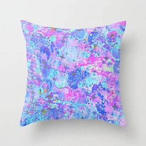 TIME FOR BUBBLY, Again 18 x 18 Fine Art Throw Pillow