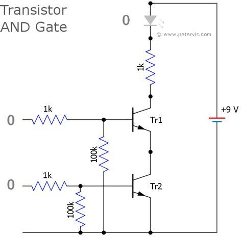transistor logic  gate