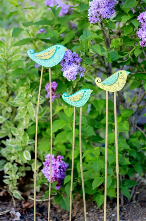 Pinterest Garden Crafts