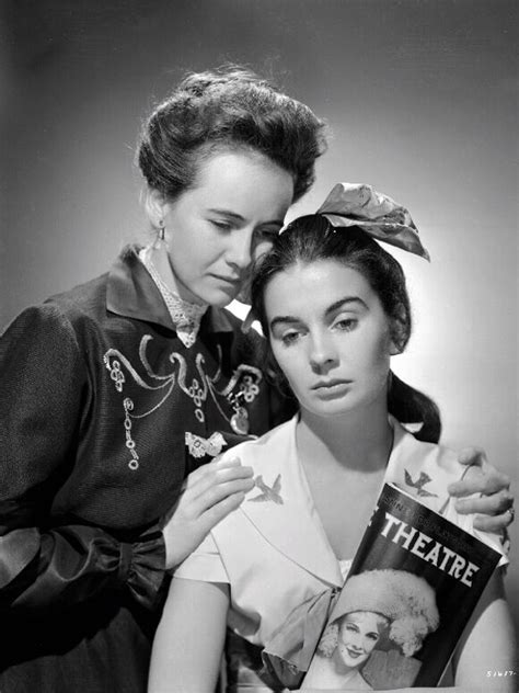 jean simmons the actress 1953 the actress 1953 george cukor synopsis