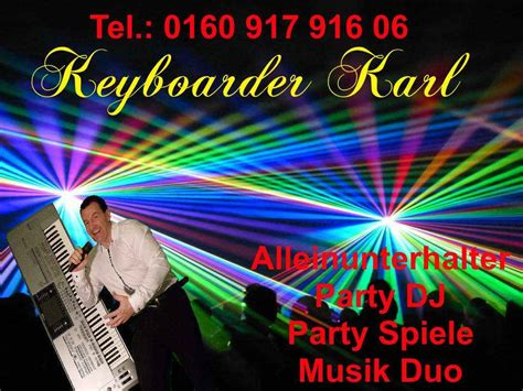 alleinunterhalter krefeld party coverband moers dj duisburg