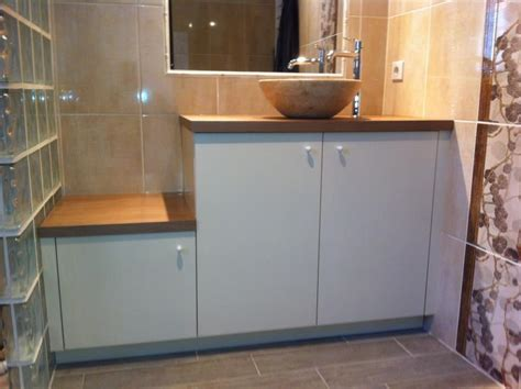 utiliser meuble cuisine pour salle de bain stunning meuble cuisine dans une salle de bain photos