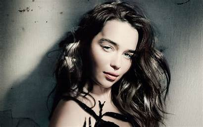 Emilia Clarke Wallpapers Eyes Fhd Backgrounds Actress