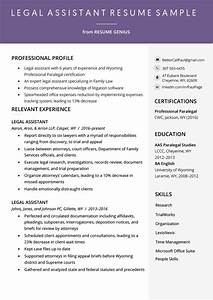 Student Resume Builder Assistant Resume Example Writing Tips Resume Genius