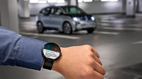 bmw smartwatches are coming in 2019 made by fossil