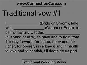 Wedding Vow Images - Wedding Dress, Decoration And Refrence