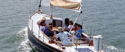 Private Cape Cod Sailing Charters  Sunset Sail Down