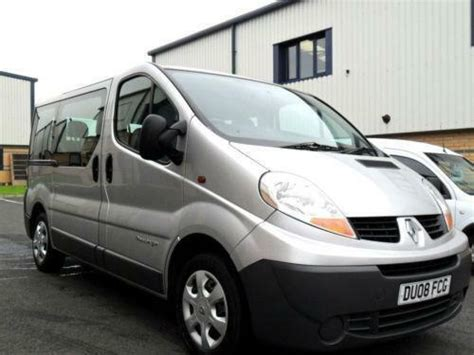 Trafic 9 Seater by Renault Trafic 9 Seater Ebay