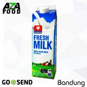 Jual Diamond Susu Segar Fresh Milk di lapak Aza Food azafood
