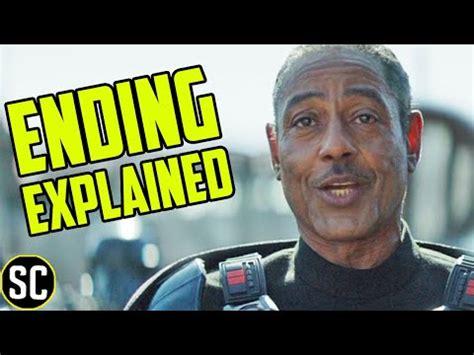 Star Wars The Mandalorian Season 2 Teaser Baby Yoda Ending ...