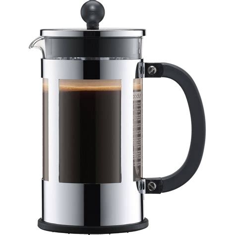 Find the best coffee makers for your kitchen. Bodum Kenya French Press Coffee Maker, 34 Ounce, Chrome - Walmart.com - Walmart.com