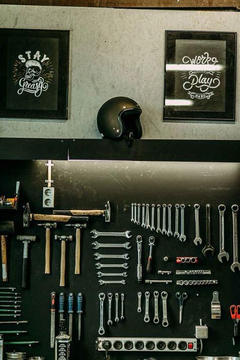 Garage Werkzeugwand by Forthefreshkids Foto Werkzeugaufbewahrung