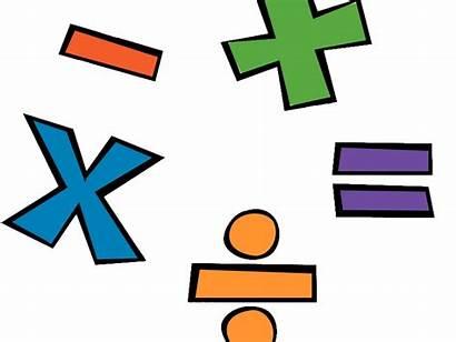 Clipart Math Transparent Mathematic Maths Multiplication Clip