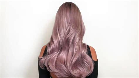 Guy Tang's Metallic Hair Dye