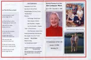 funeral booklets memorial program how to write a memorial program free