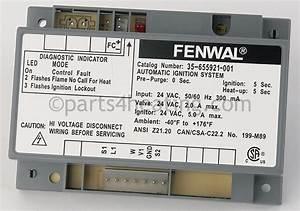 Fenwal Ignition Module Wiring Diagram 35 655500 001