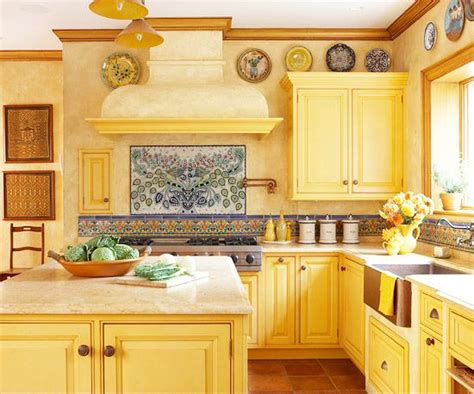 bright colored kitchen 116 best yellow kitchens images on 1797