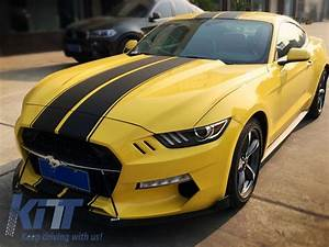 Complete Body Kit Ford Mustang Mk6 VI Sixth Generation 2015+ Rocket Style