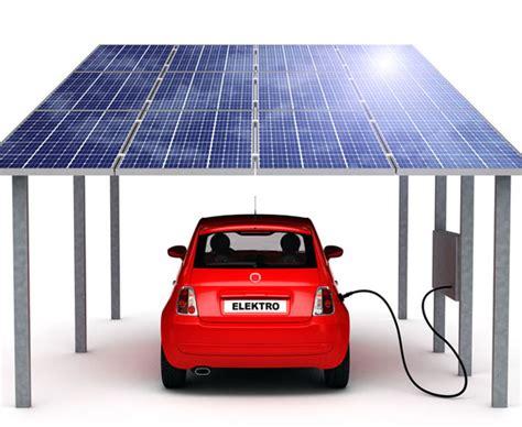 Perfektes Duo Solarcarport Und Elektroauto perfektes duo solarcarport und elektroauto bauen de