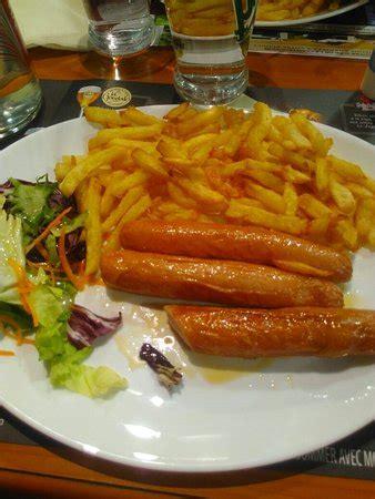 cuisine omer restaurant la bf brasserie dans omer avec cuisine
