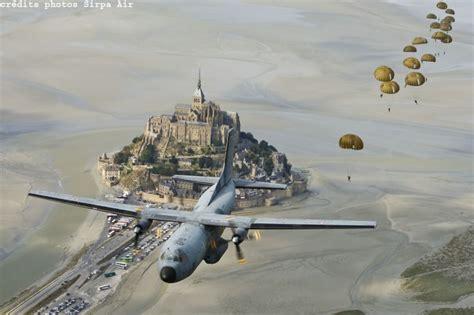 saut d un d 233 tachement du 1er rcp sur le mont st michel le 1er octobre 2009