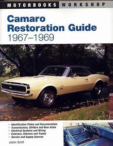 1967 1968 1969 Camaro Ss Rs Z28 Restoration Guide Book