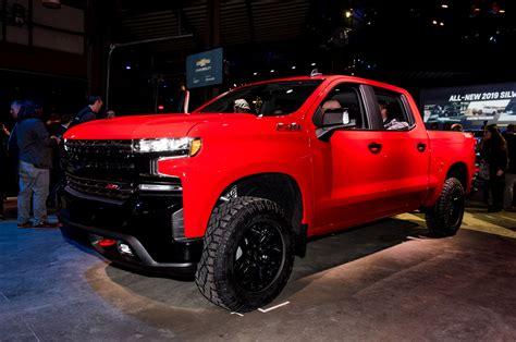 2019 Chevrolet Silverado 1500 First Look More Models