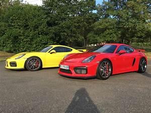 Porsche Cayman Occasion Le Bon Coin : porsche cayman iii 981 et iv 718 page 10 auto titre ~ Gottalentnigeria.com Avis de Voitures
