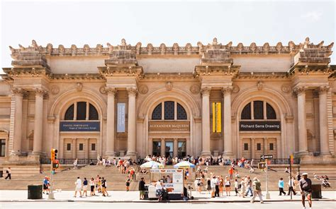 new york city s metropolitan museum of could start charging admission travel leisure