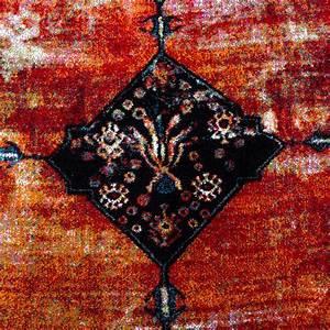 Teppich Orientalisch Modern : designer teppich modern kurzflor orientalisch design mehrfarbig rot braun bunt teppiche orient optik ~ Sanjose-hotels-ca.com Haus und Dekorationen