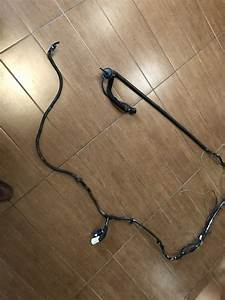 Rear Wiper Wiring Harness